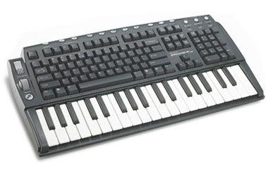El nuevo teclado